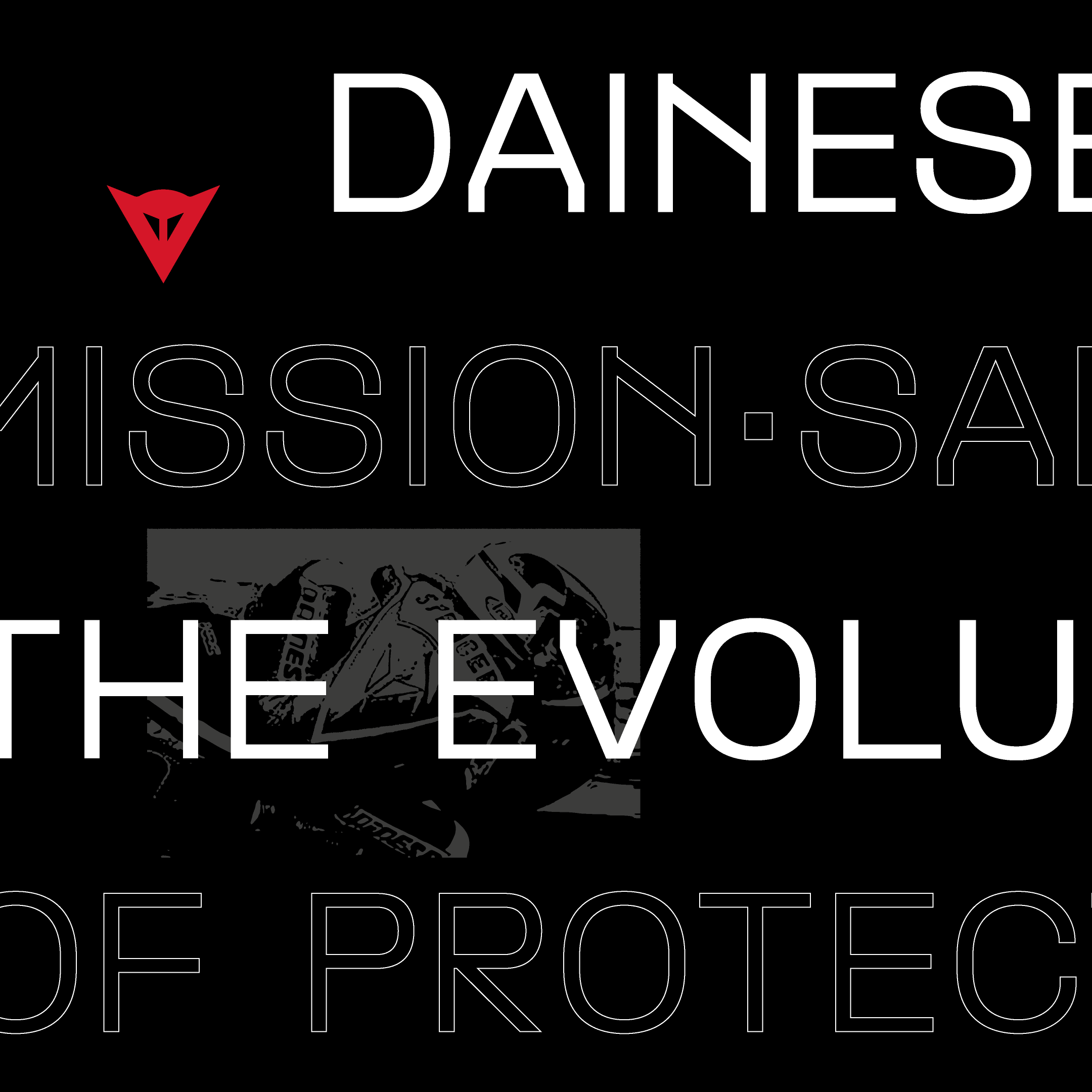 Dainese Scudo Custom Font Featured Image