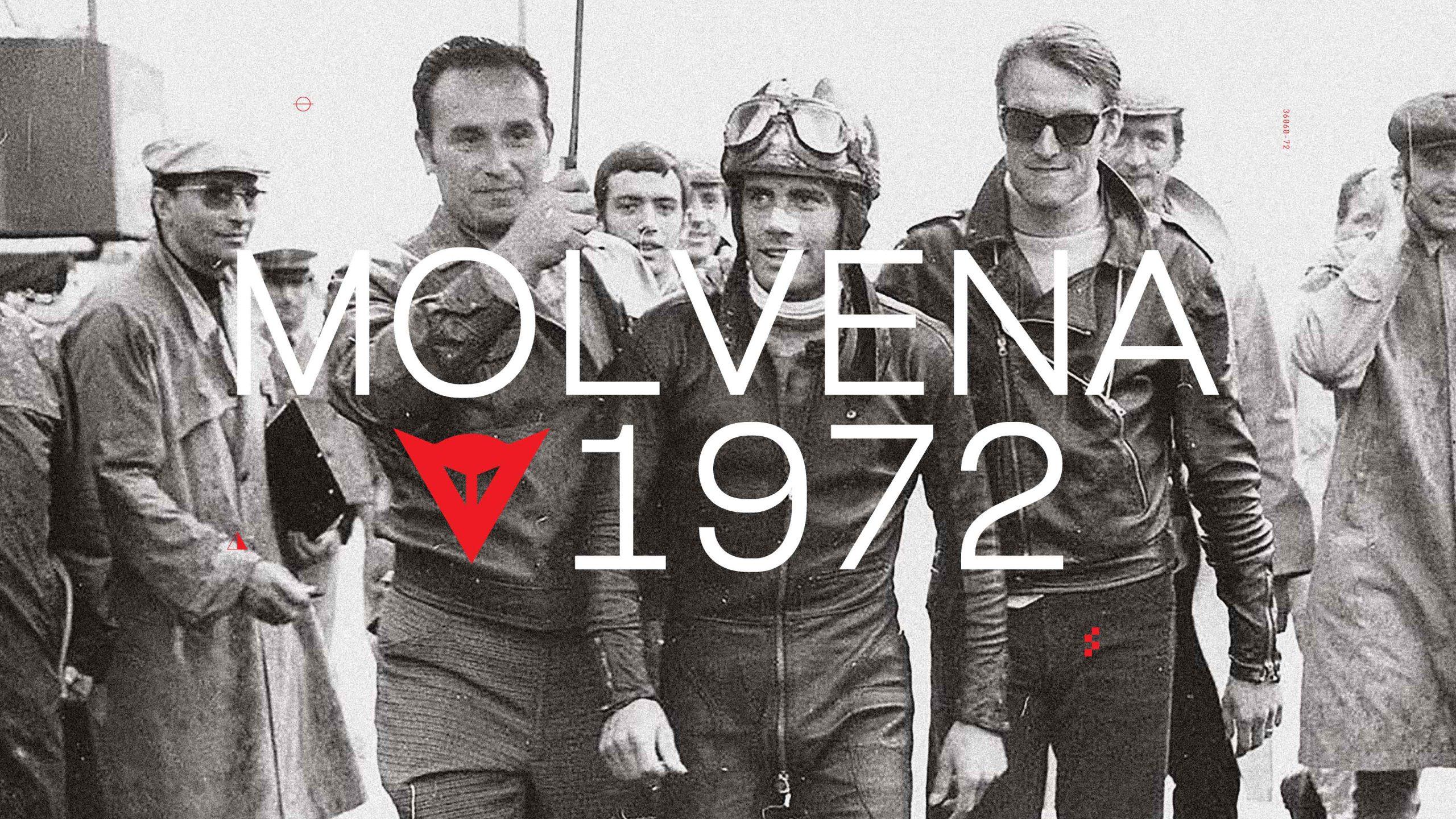 "Dainese ""Elmo"" Molvena 1972"