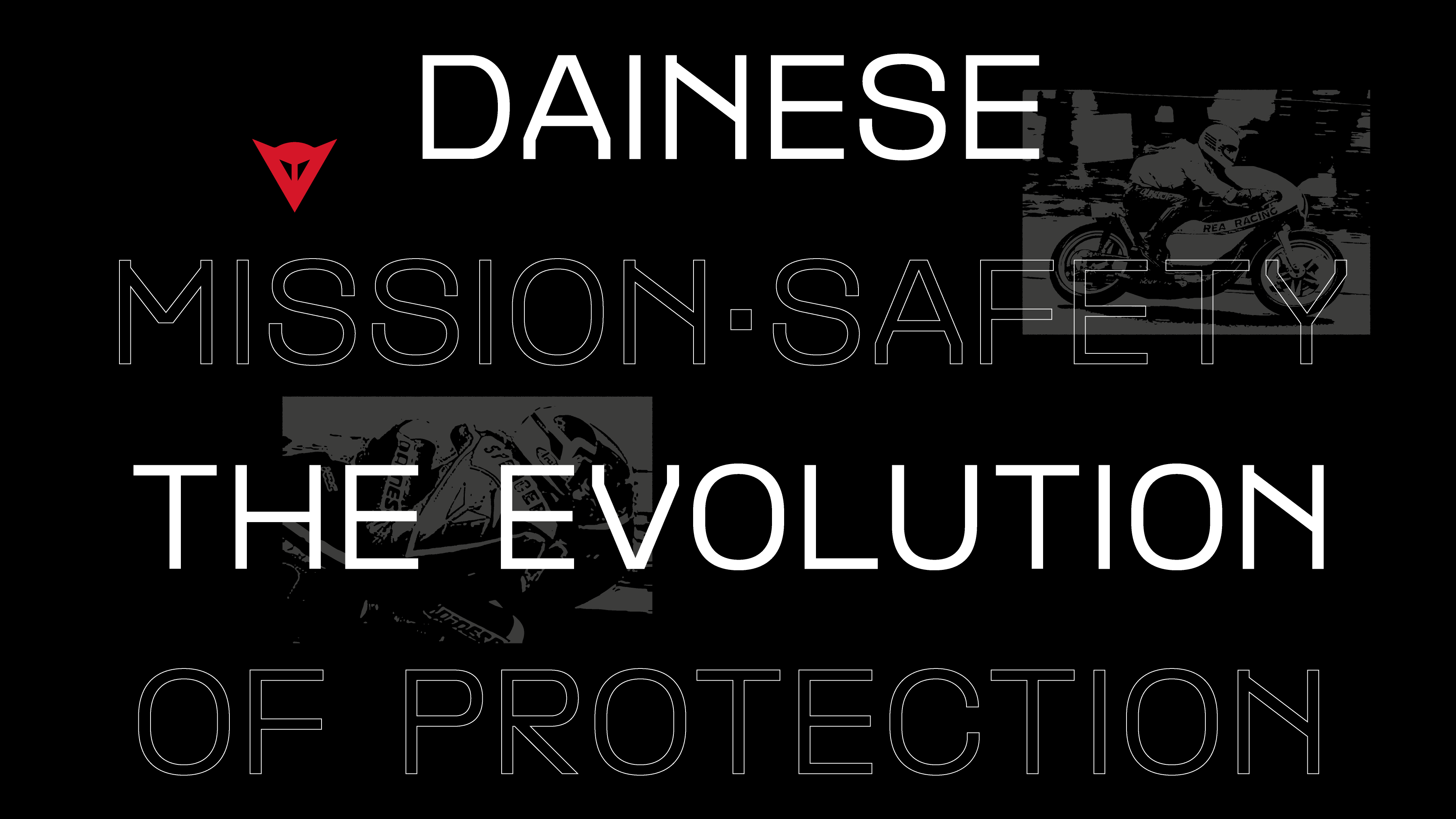 "Dainese ""Scudo"" Custom Font"
