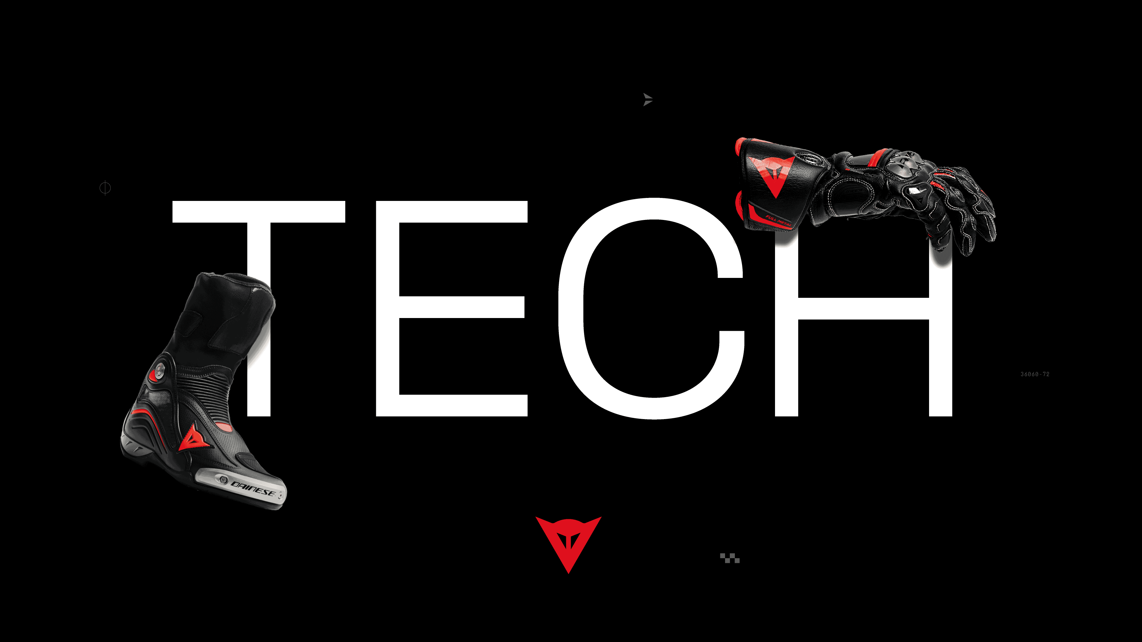 "Dainese ""Scudo"" Tech Application"
