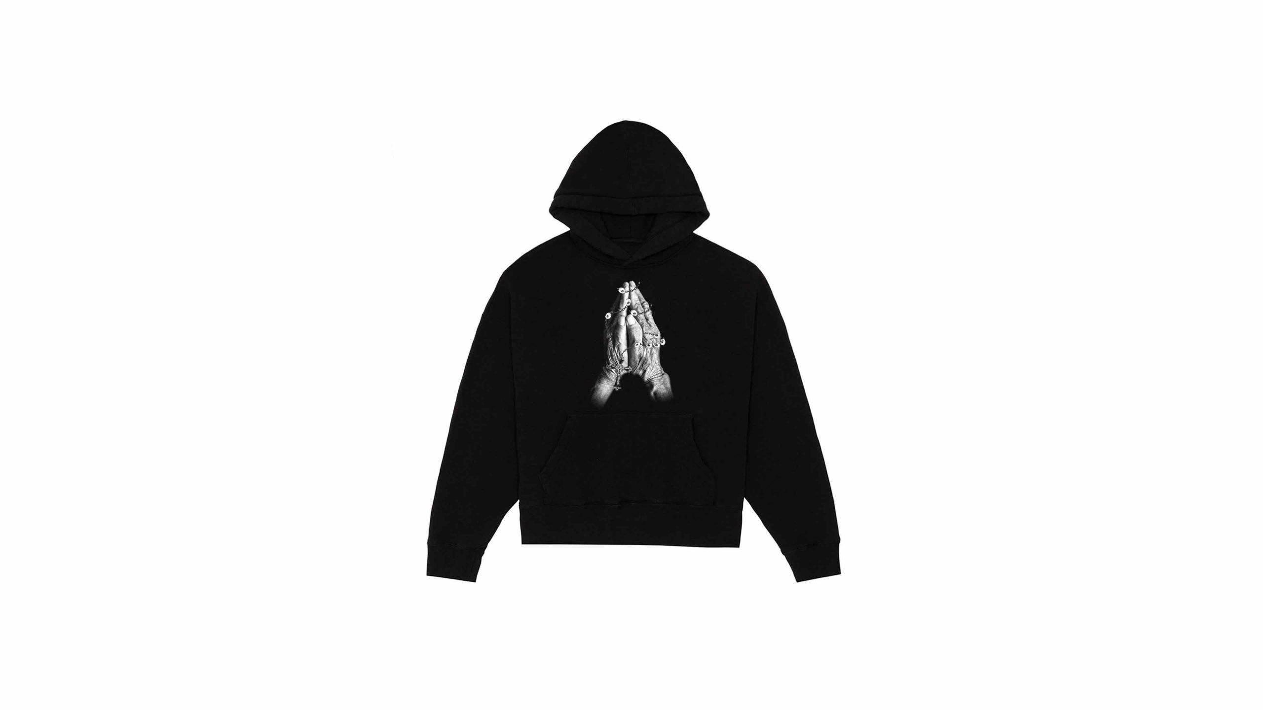 GUE-PEQUENO-SINATRA-merch-graphics-hands-hoodie-front