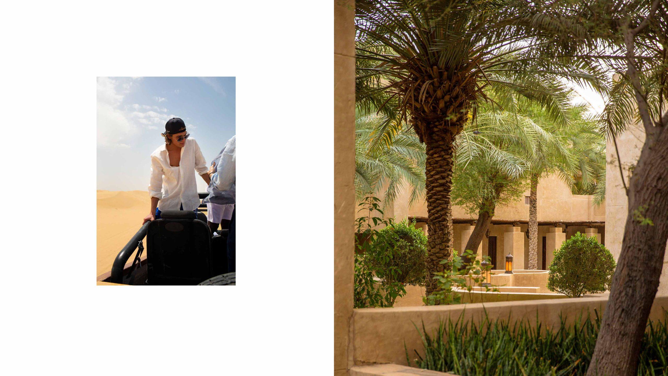 ZEGNA SS19 Dubai Shooting Slideshow 1-3