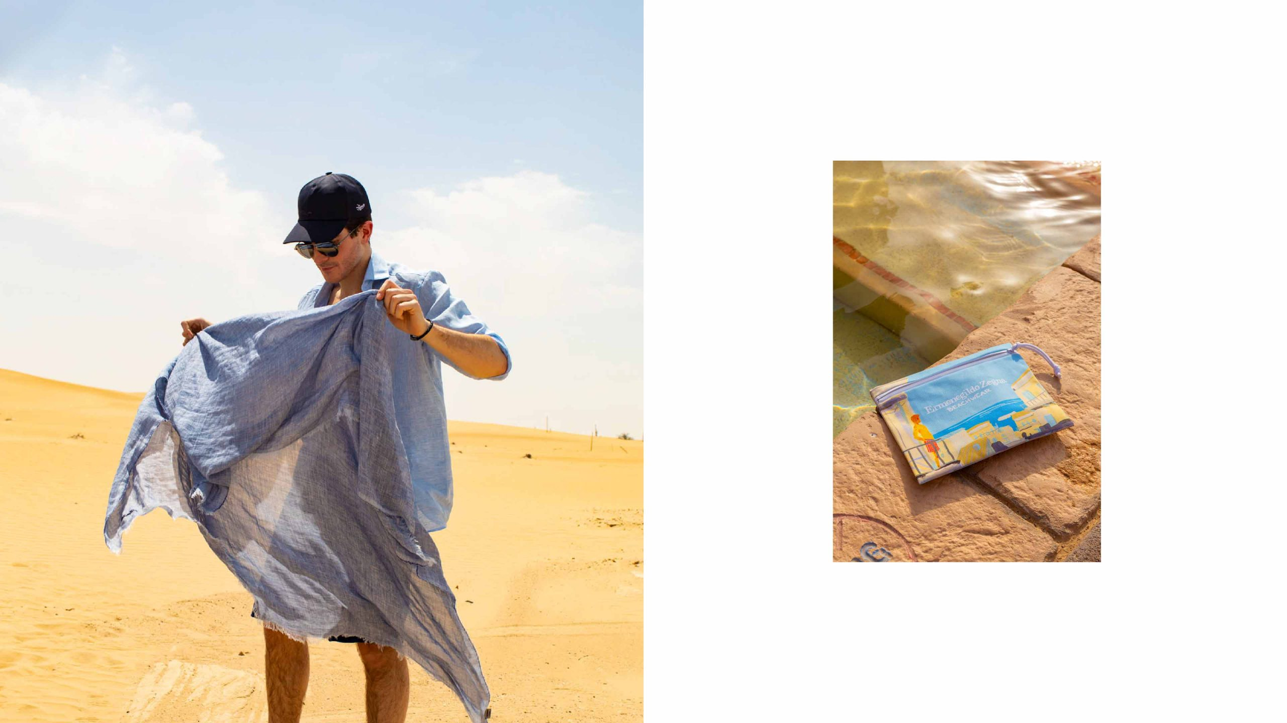 ZEGNA SS19 Dubai Shooting Slideshow 2-4