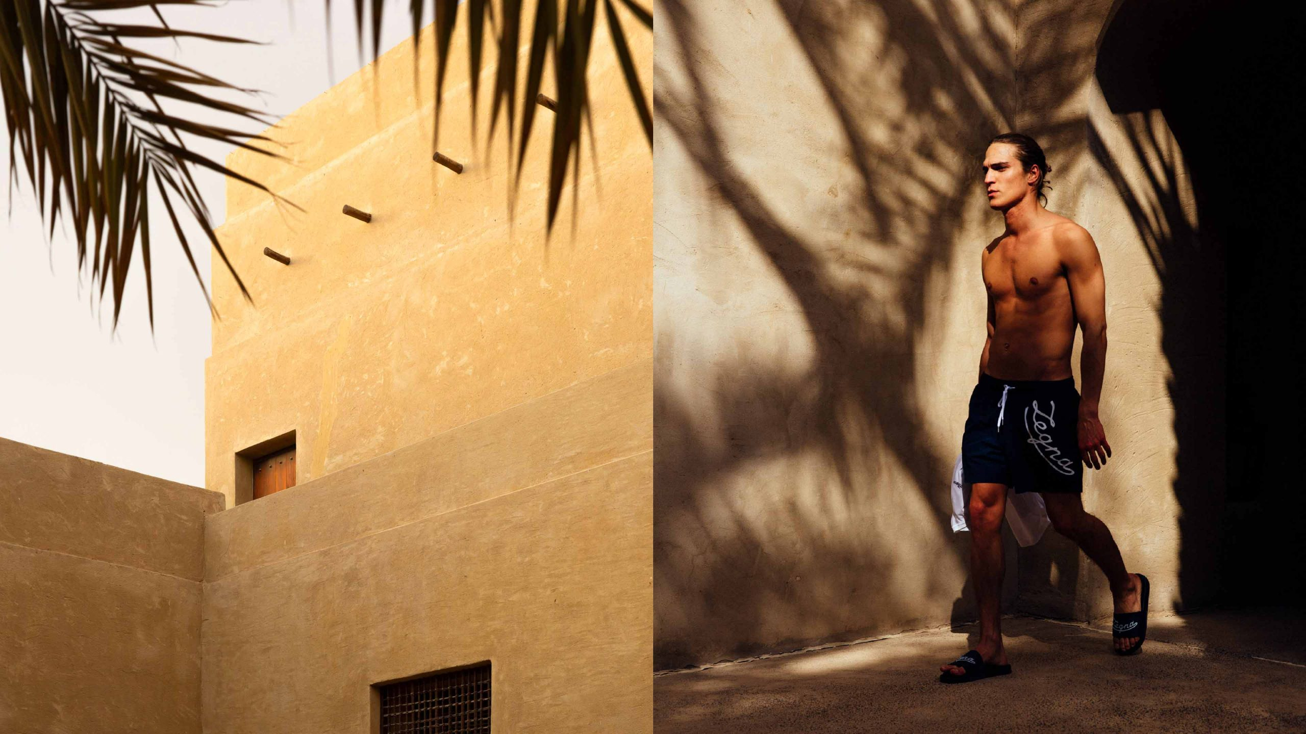 ZEGNA SS19 Dubai Shooting Double Frame 3