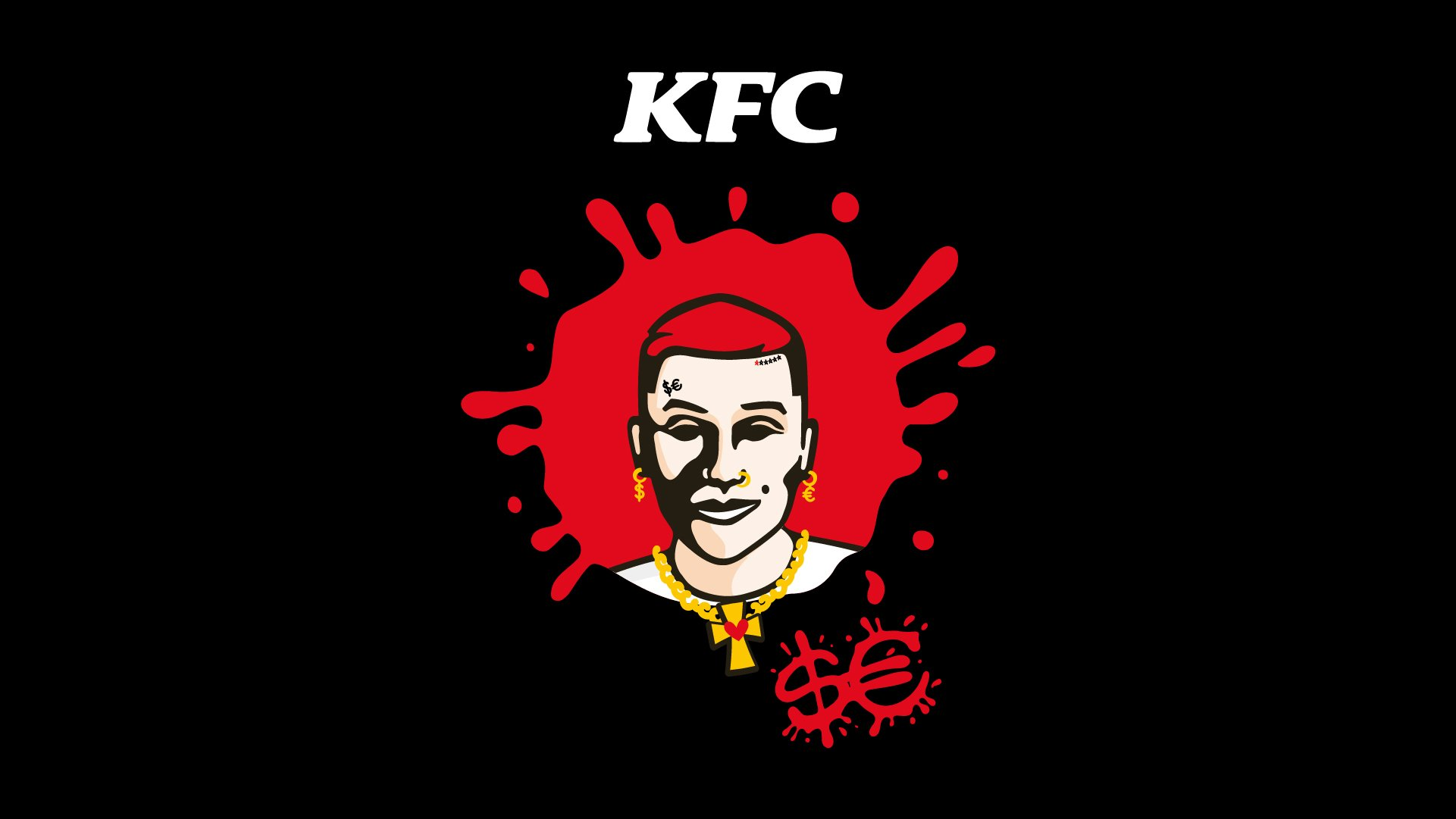 SFERA KFC MERCH 2020 graphics slider 01