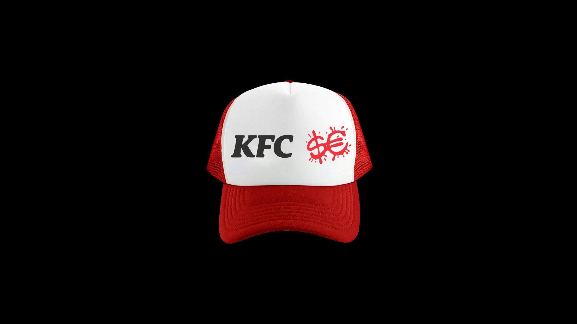 SFERA KFC MERCH 2020 hat 01