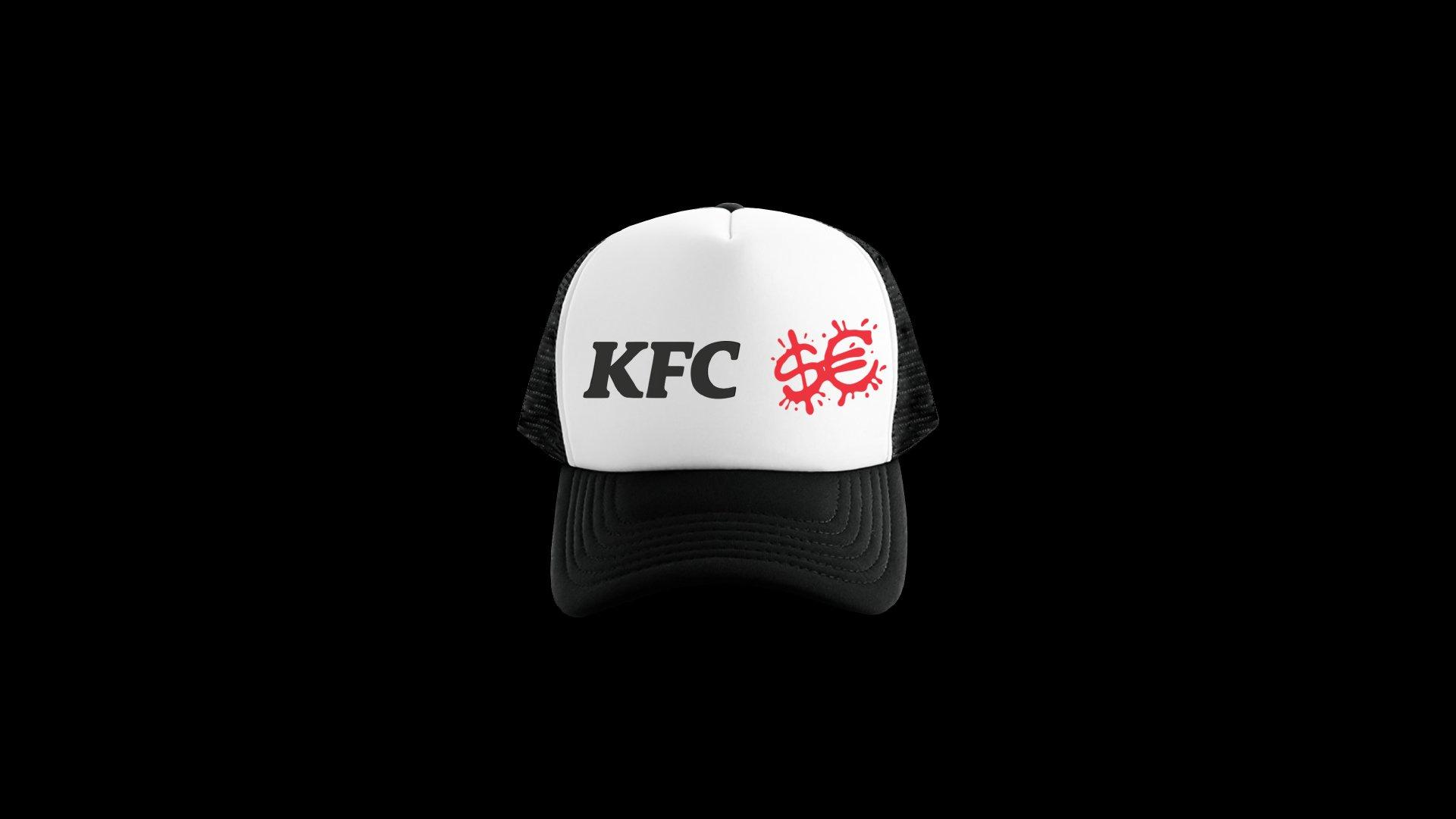 SFERA KFC MERCH 2020 hat 02