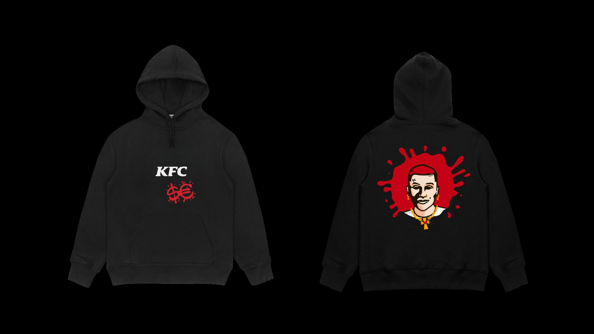 SFERA KFC MERCH 2020 hoodies 01