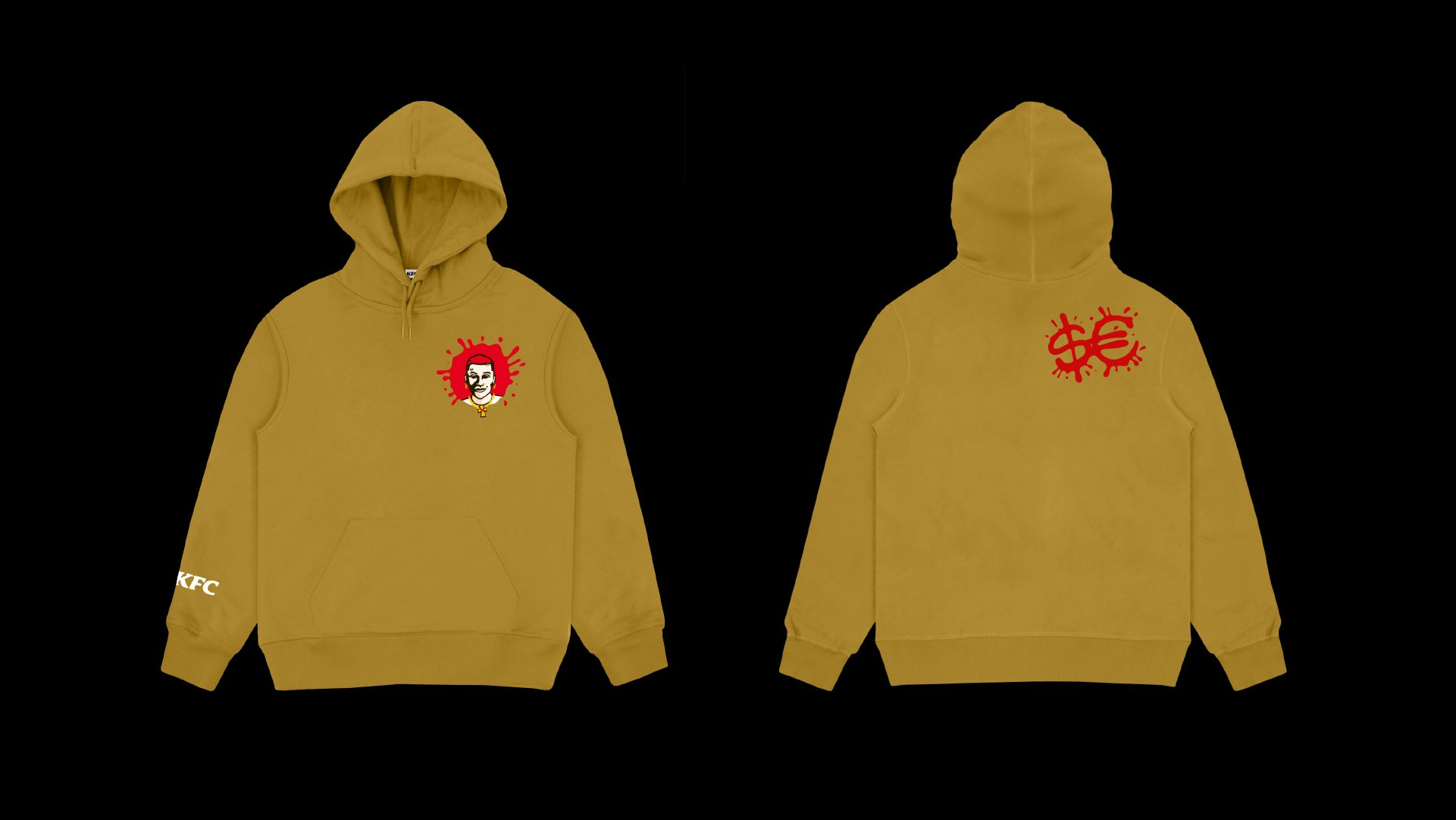 SFERA KFC MERCH 2020 hoodies 02