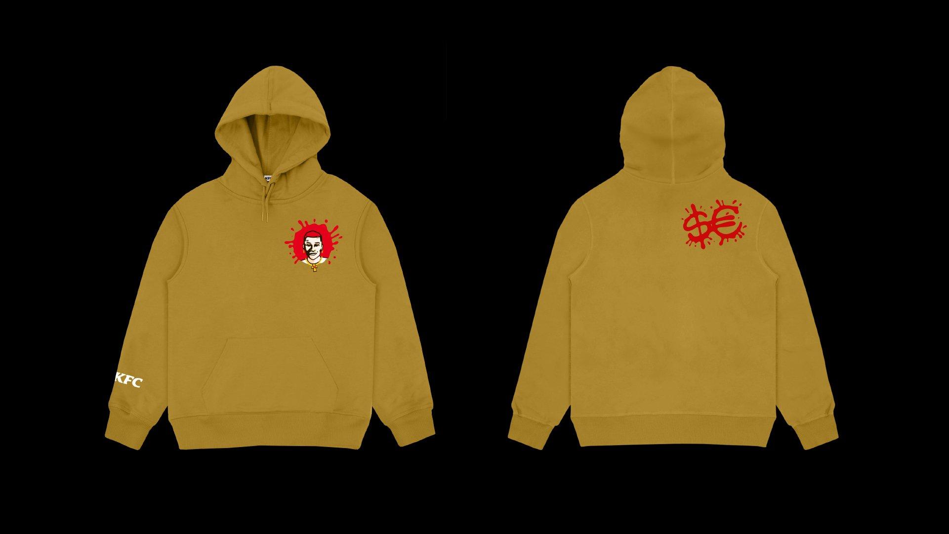 SFERA KFC MERCH 2020 hoodies 02